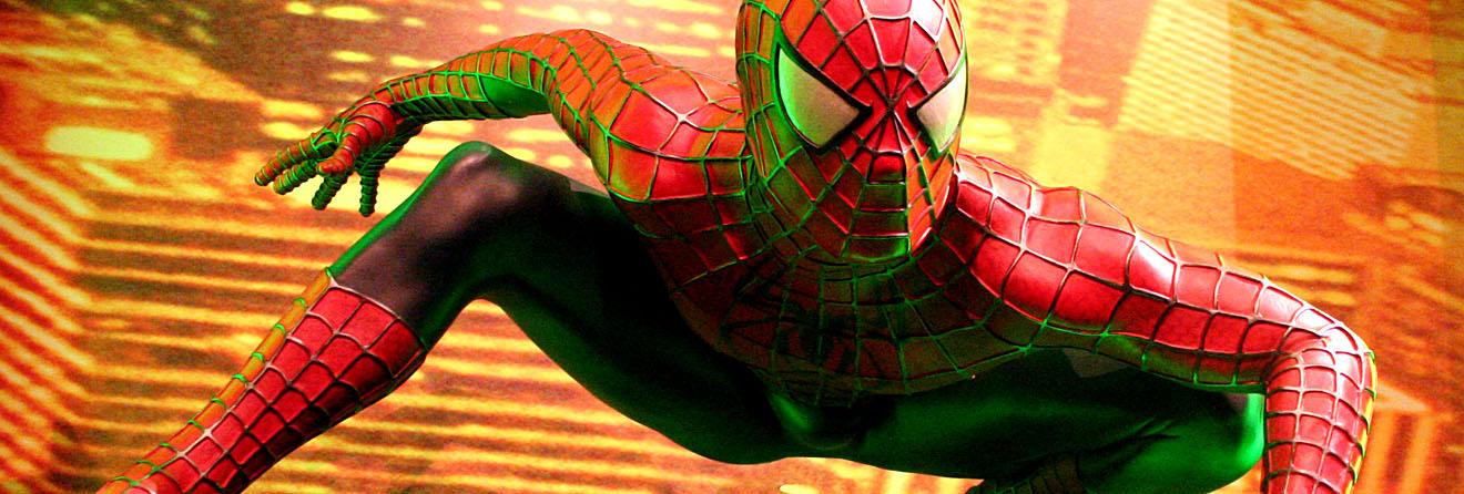 Spiderman by bleedblack85