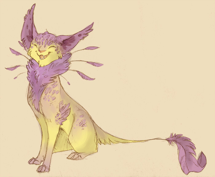 Delcatty by wanlingnic