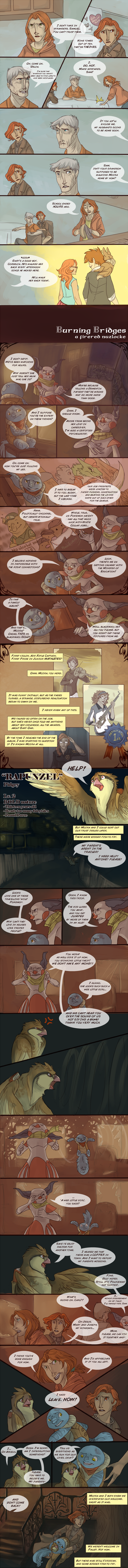 Burning Bridges Nuzlocke Page 7 by wanlingnic