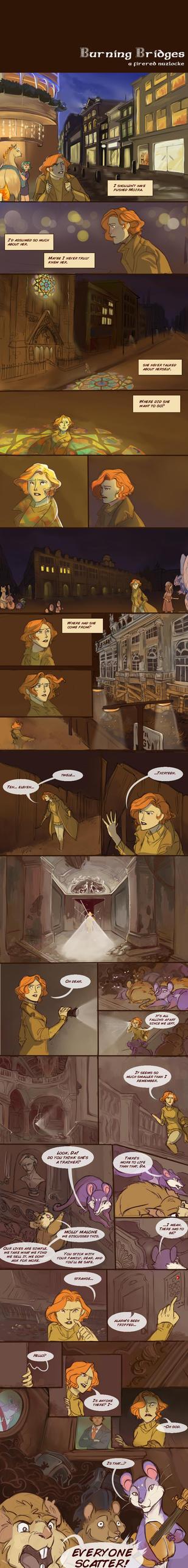 Burning Bridges Nuzlocke Page 15 by wanlingnic
