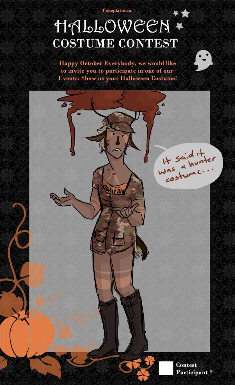 PP Halloween: Costume Woes by Sor-RAH