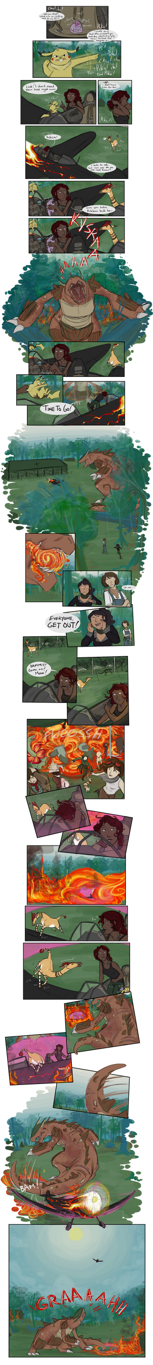 End Run Round 6: Page 5