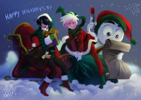 Magical How Christmas!