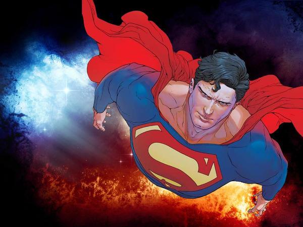 superman by jchichuv