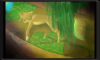 Twisting Reality To A Dream by Jindovi
