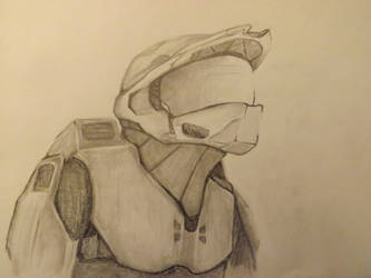 Master Chief by Azzuris00