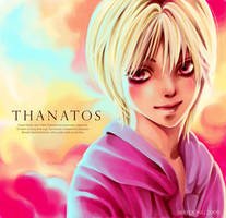 Thanatos by MeeFoong