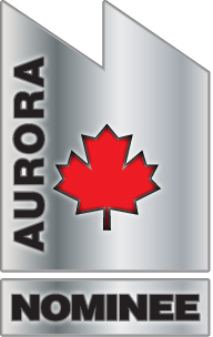 Aurora Nominee Logo 1 inch by Kevin-B-Madison