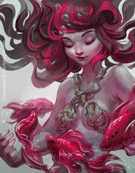 Underwater by AnaLuizaCG