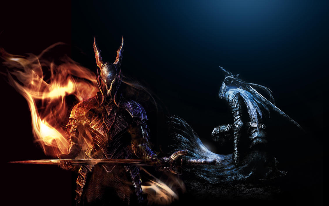 Dark Souls : Artorias of the Abyss by Xm1911a1