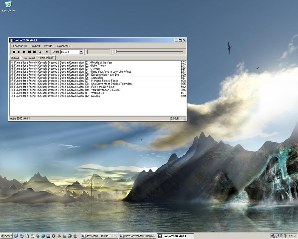 Functional Desktop by M3MPH15