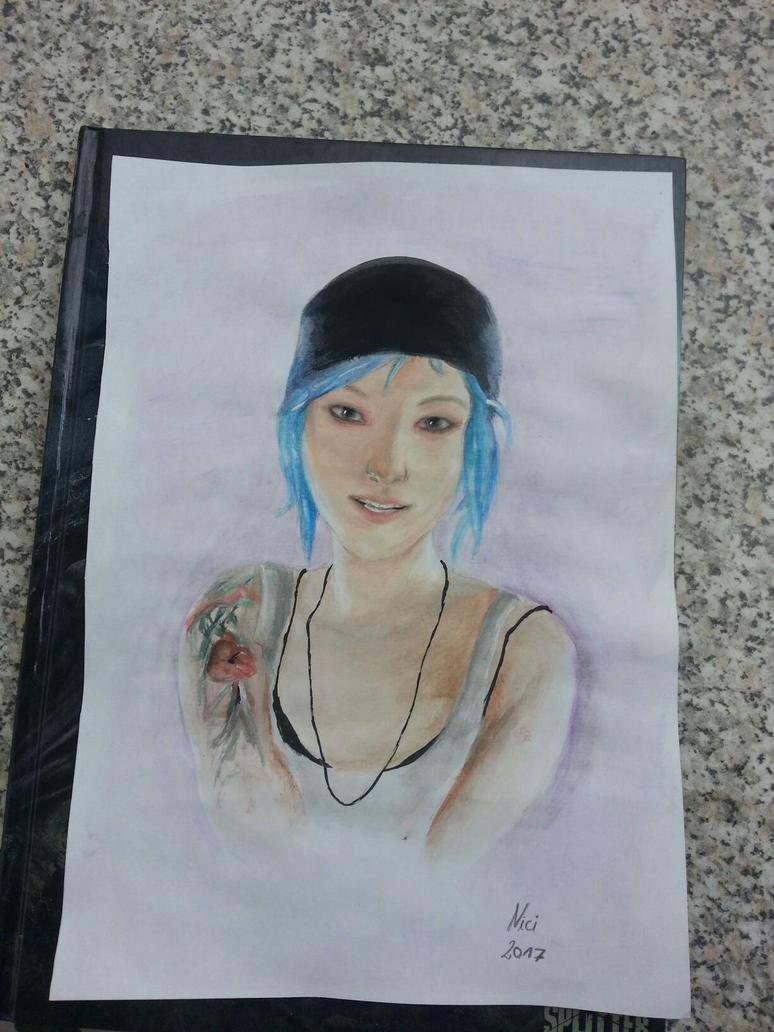 Chloe (Life is strange) by Mrs-Industrial