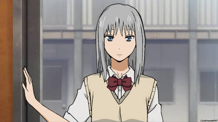 Haikyuu OC Naki Hoshimi by Yukaishironeko