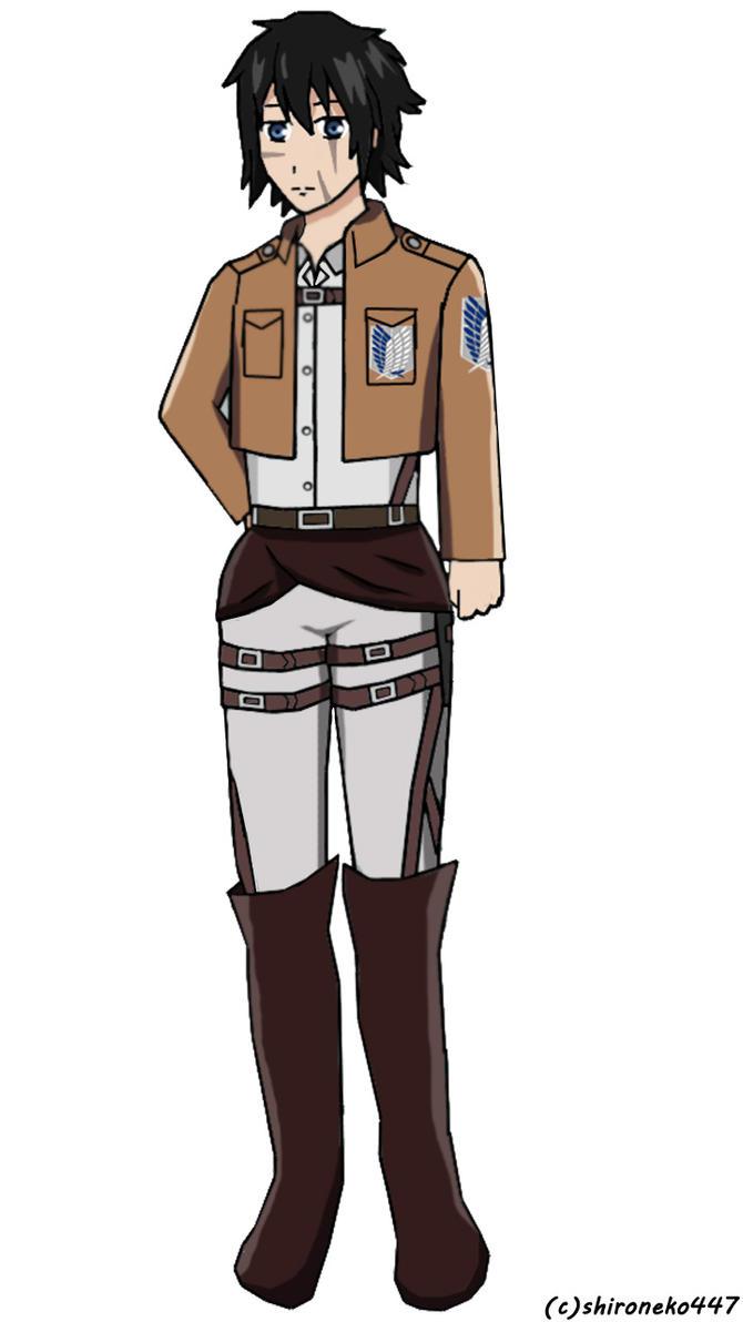 Daryl Tepes [Request] by Yukaishironeko