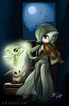 Gardevoir and her serenade