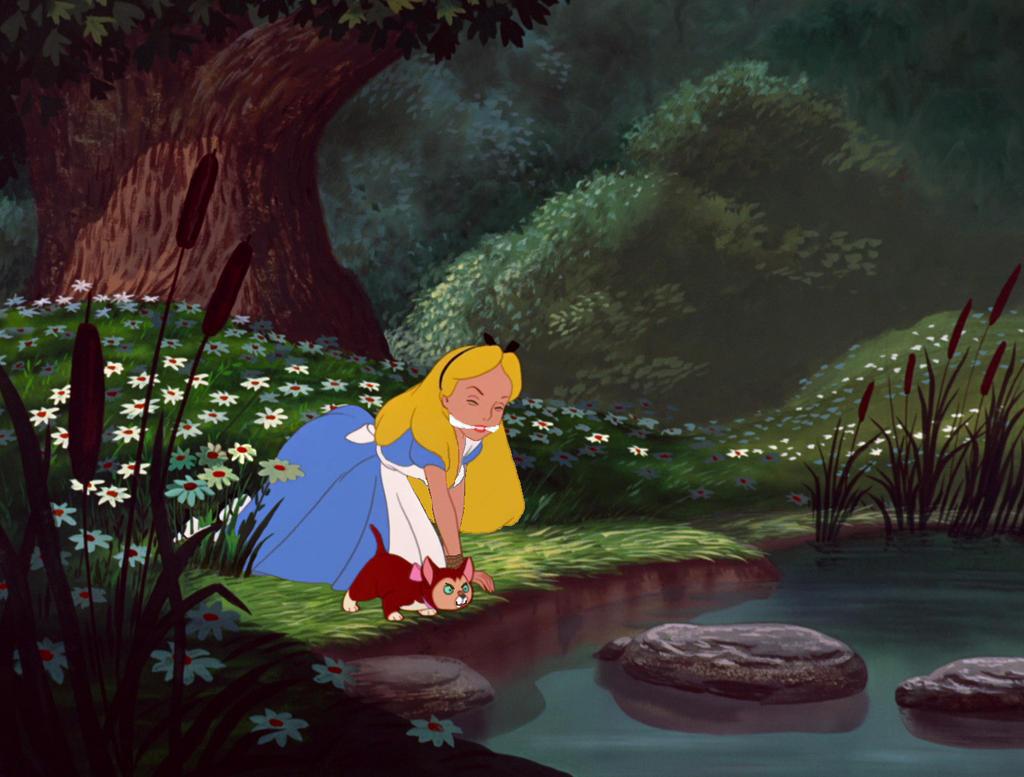 Alice Led to Wonderland by SubMelissa