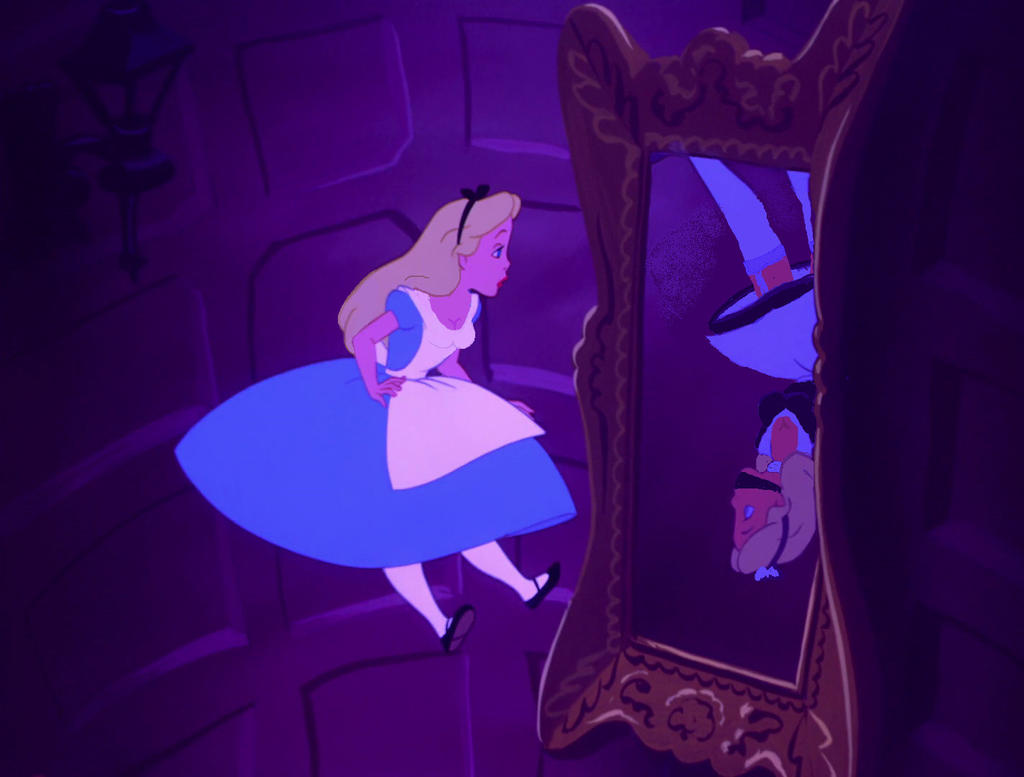 An Unusual Mirror by SubMelissa