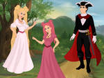 Fairytale Moon Royals