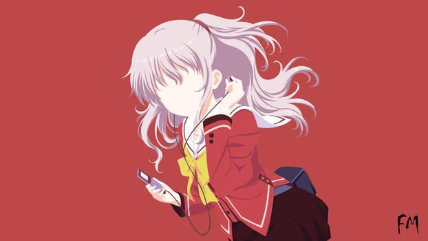 Nao Tomori (Charlotte) Minimalistic WP
