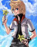 Kingdom Hearts II: Roxas