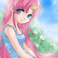 Lacus in a Garden by silvair