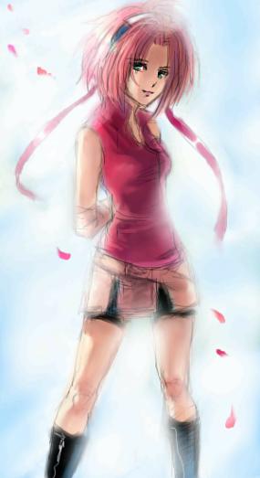 Regarde une feuille de personnage Sakura_Haruno_by_silvair