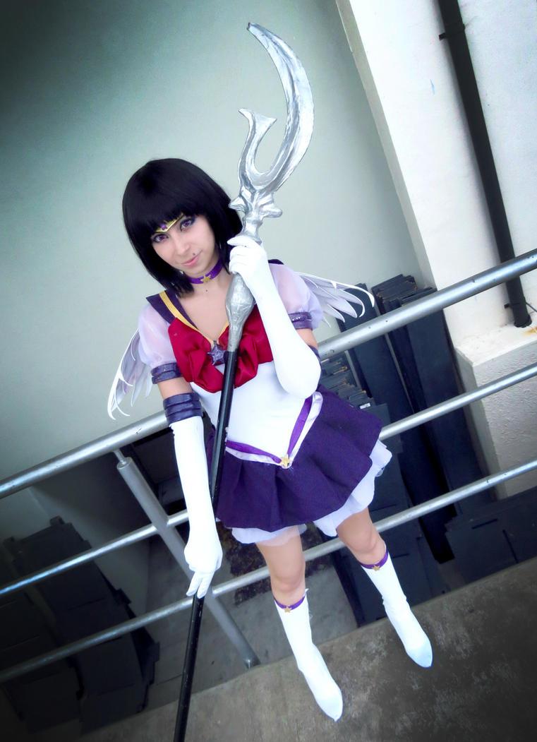 Eternal Sailor Saturn Cosplay by MaryMagika