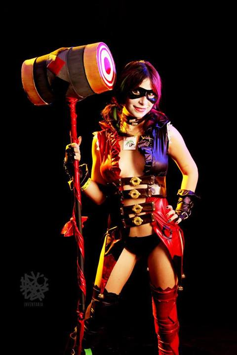 Harley Quinn by MaryMagika
