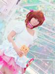 Sakura Kinomoto Cosplay