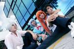 Neon Genesis Evangelion Cosplay