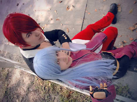 Iori and Kula