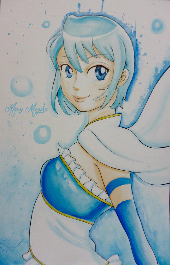 Sayaka Miki by MaryMagika