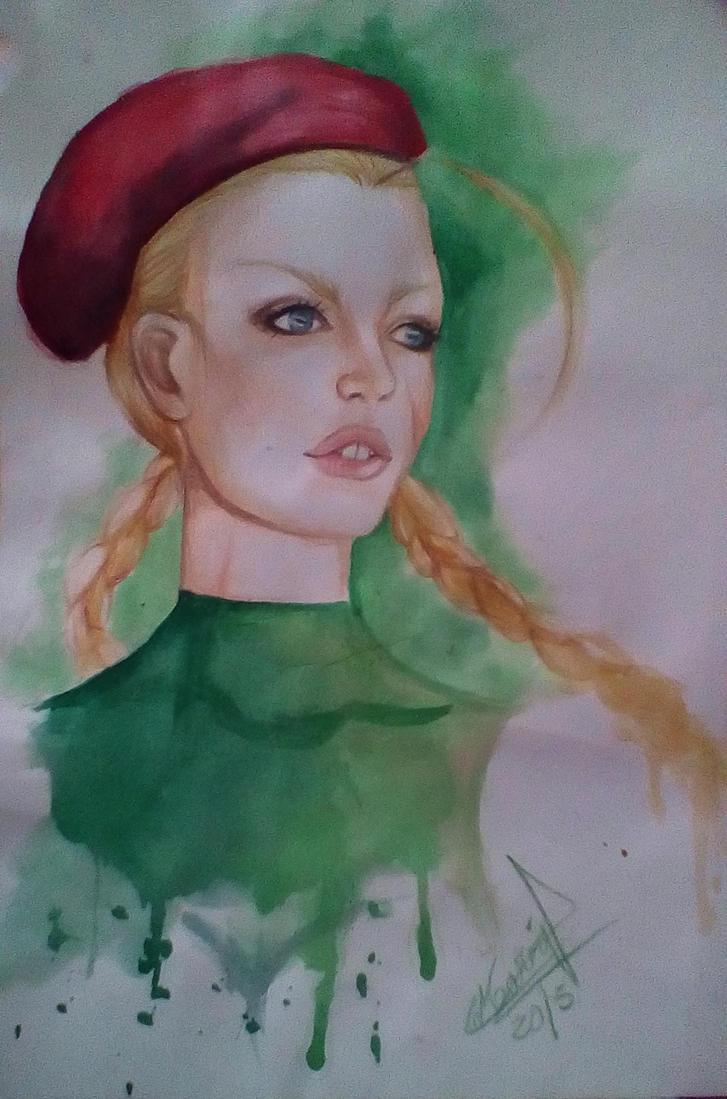 Cammy by MaryMagika