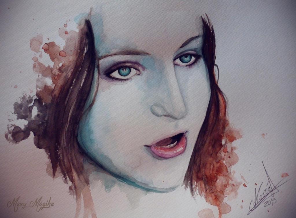 Anna Murphy by MaryMagika