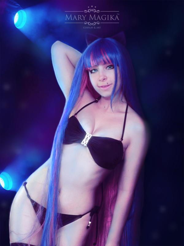 Stocking (Bikini) by MaryMagika