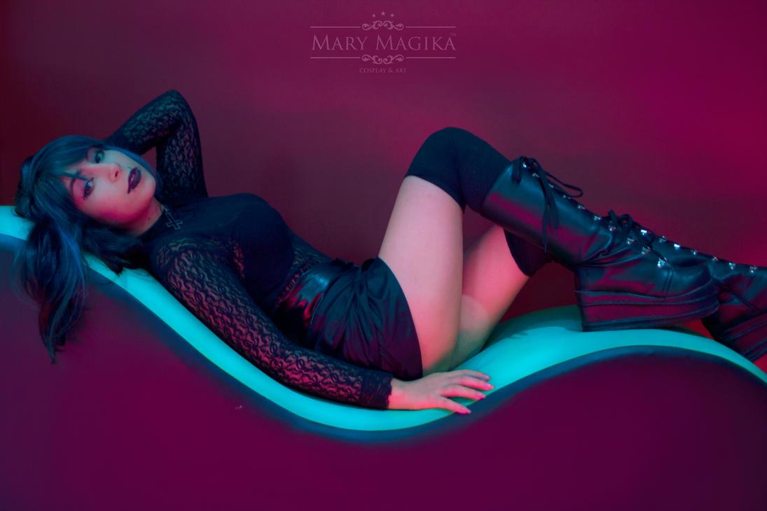 Red Mary by MaryMagika