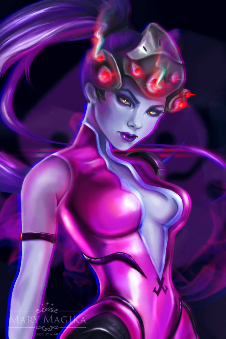 Widowmaker by MaryMagika