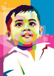 POP ART CHILD