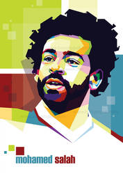 Mohamed Salah by duniaonme