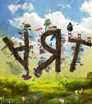 Art is Life ... II by SAOUD-ALJEDI