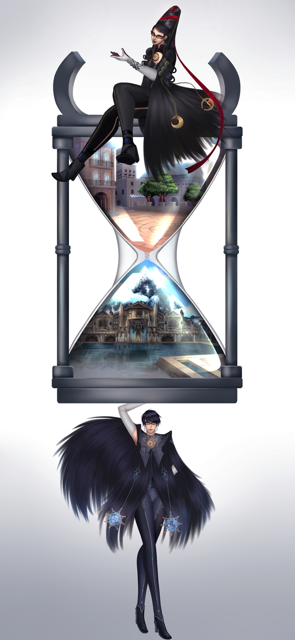 Remembrance of Time by tofuproductionz
