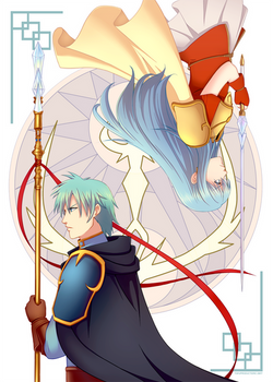 Restoration Lord and Lady
