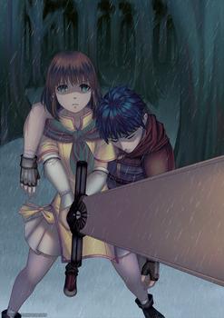 [FE Theme] Rain