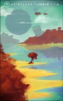 No Man's Sky by Hevion