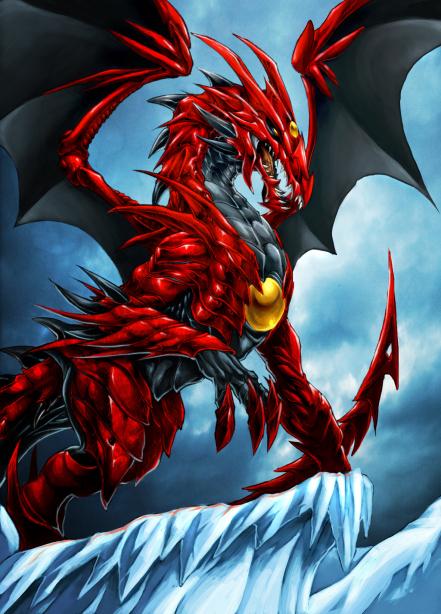 Demon-dragon-in-the-snow.jpg-6 by Yumi-999verde