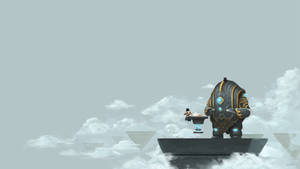 Guild Wars 2 Fanart - Tea Party