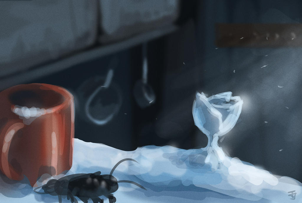 Snow Flower by Jeffufu