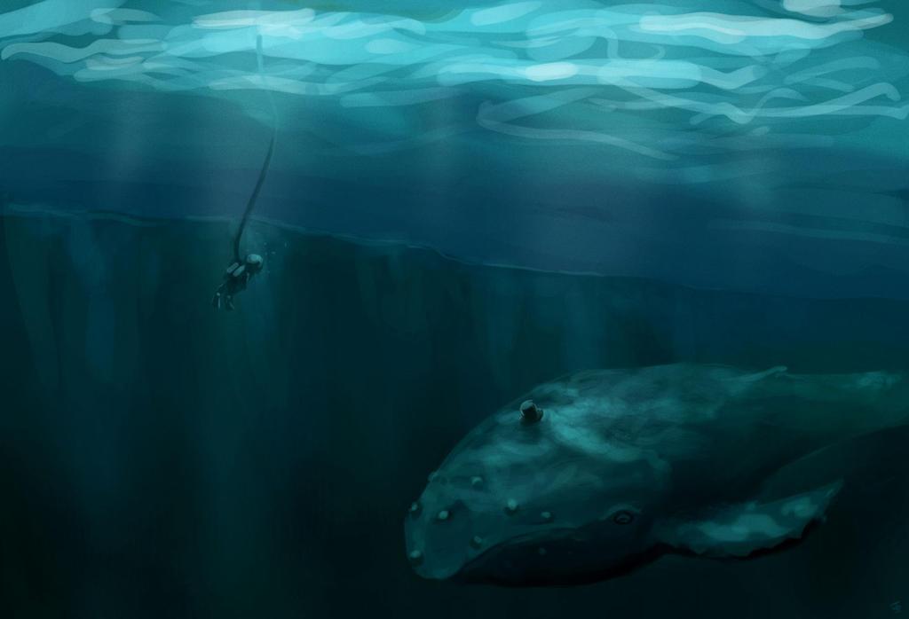Deep Sea Suit by Jeffufu