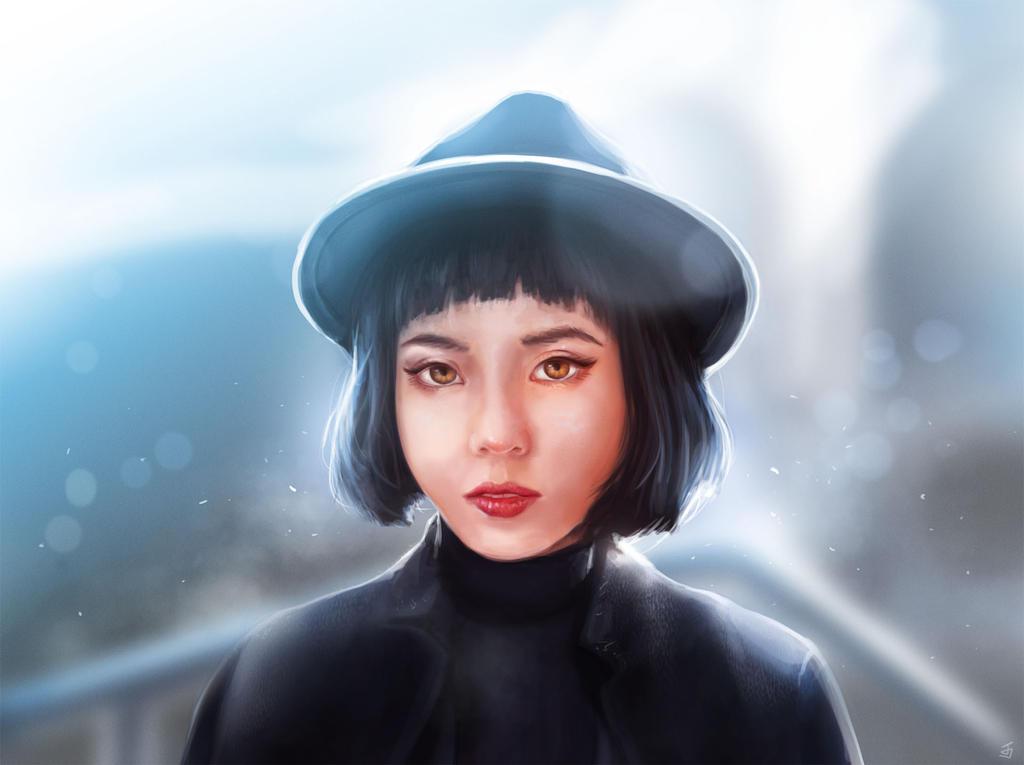 Samantha by Jeffufu