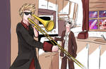 When Norge Isn't Home
